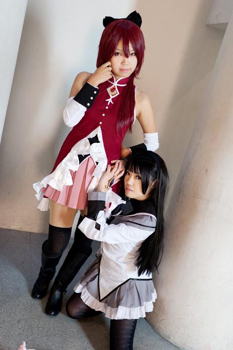 魔法少女まどか☆マギカ/暁美ほむら&佐倉杏子