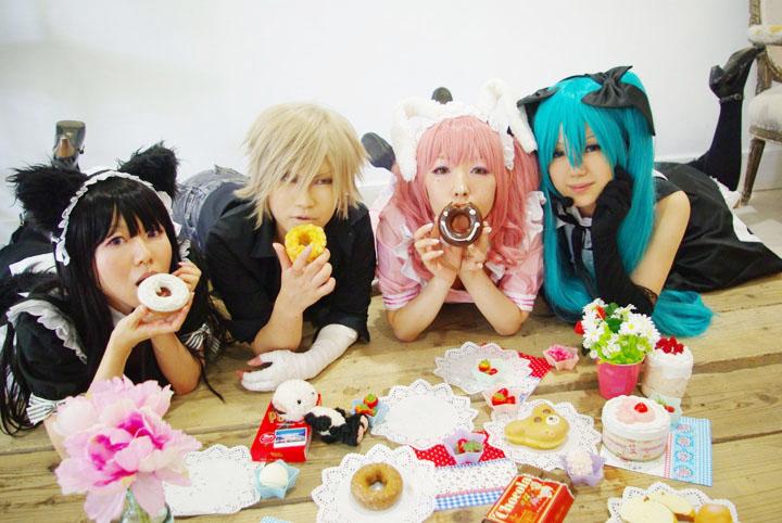 Vocaloid(初音ミクProjectDIVA)/ゴシックモジュール