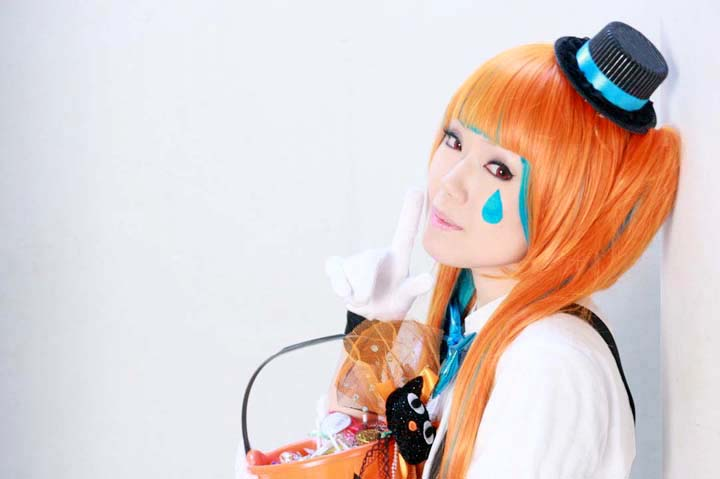VOCALOID/Mrs.Pumpkinの滑稽な夢/初音ミク