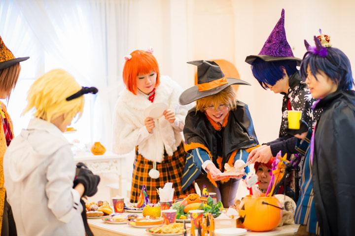 うたのプリンスさまっ!/七海春歌 /ハロウィンパーティー