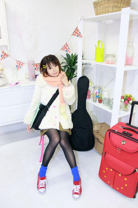 映画けいおん!/平沢唯/ロンドン私服