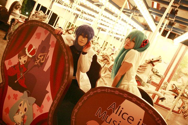 VOCALOID/KAITO&初音ミク