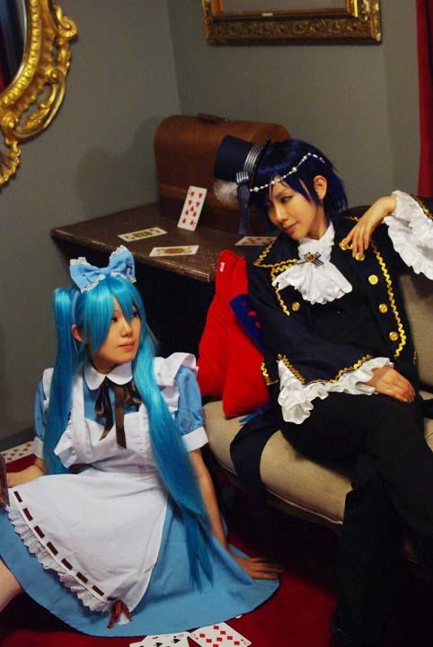 ボカロ/Alice in Musicland/初音ミク・KAITO