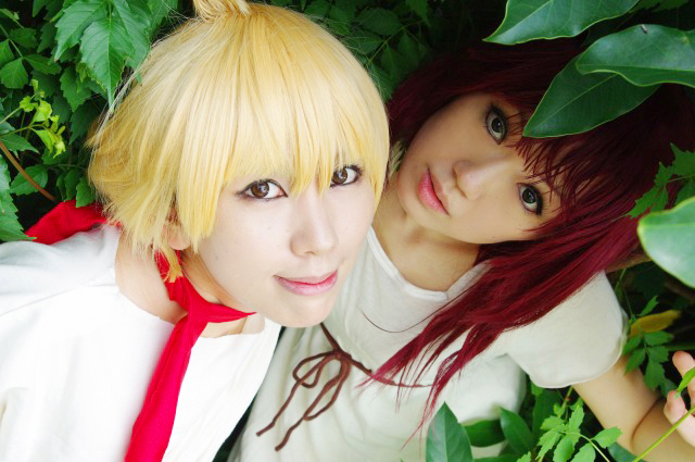 マギ/アリモル