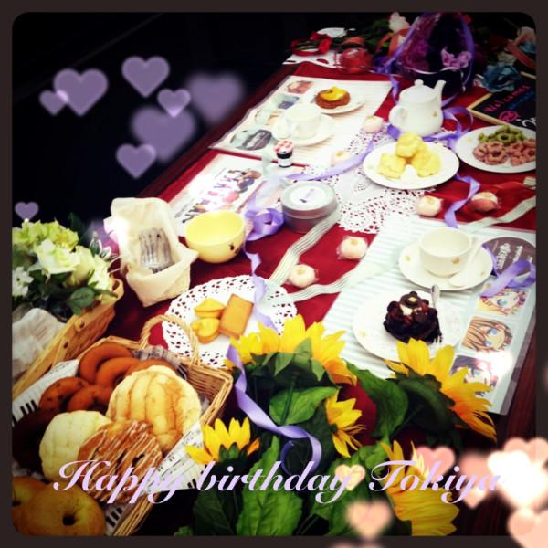 トキヤ誕生日おめでとう!2012/8/6