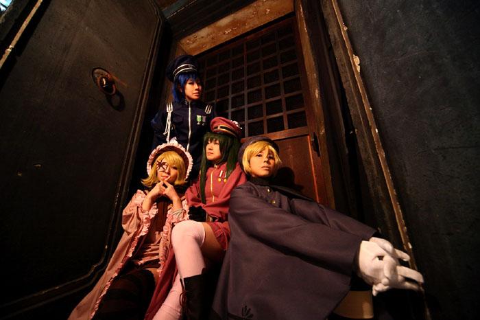 千本桜/ミク、KAITO、リン、レン