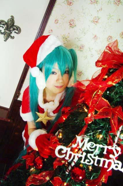 ProjectDIVAクリスマスモジュール/初音ミク