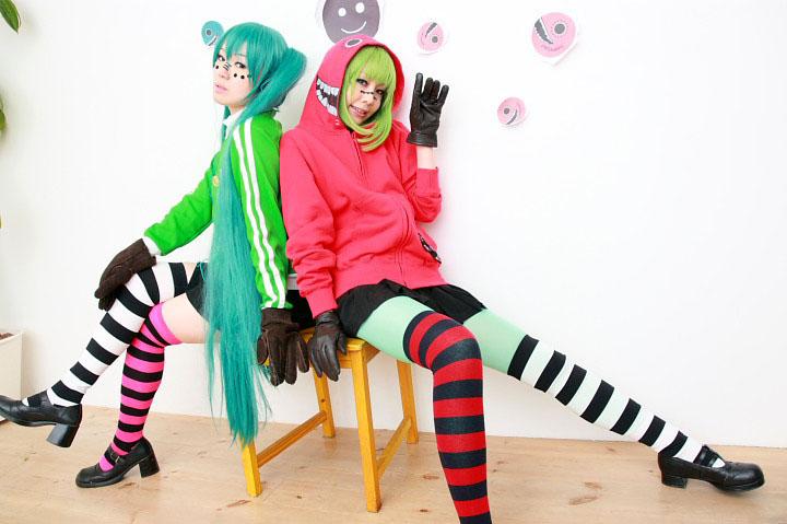マトリョシカ/ミク&GUMI