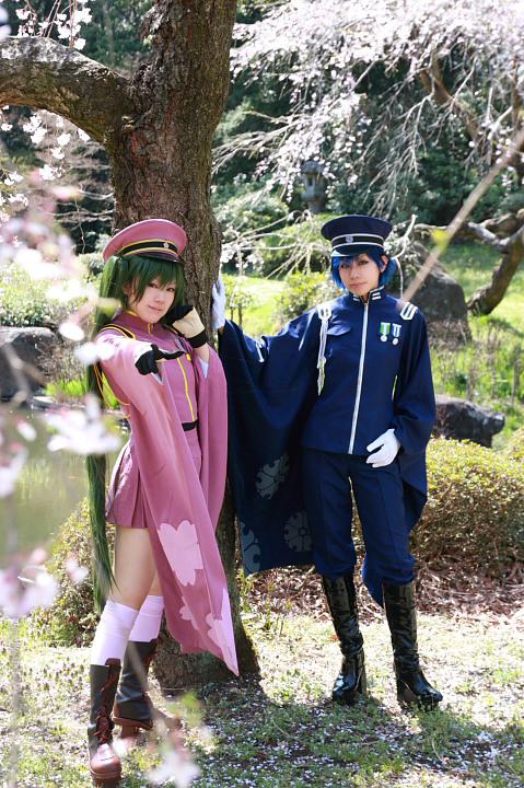 千本桜/KAITO&初音ミク