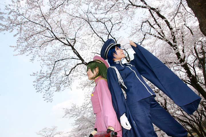 千本桜/KAITO&ミク