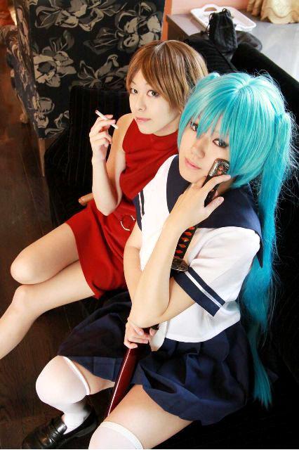 Vocaloid/BLAZE/初音ミク・MEIKO