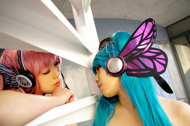 Vocaloid/magnet/初音ミク&巡音ルカ