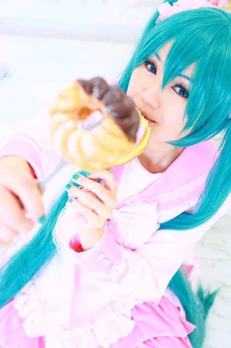 Vocaloid/初音ミク/LOL -lots of laugh-