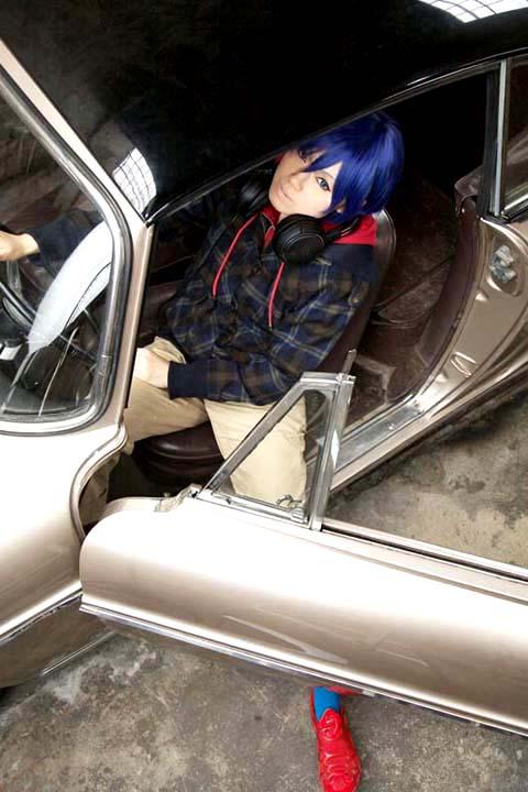 七色世界/Vocaloid KAITO