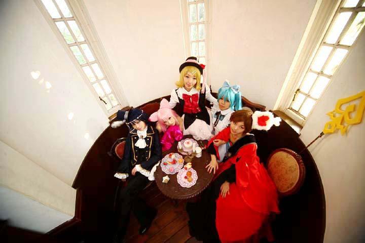 ボカロ/Alice in Musicland/初音ミク・KAITO・MEIKO・鏡音リン・巡音ルカ
