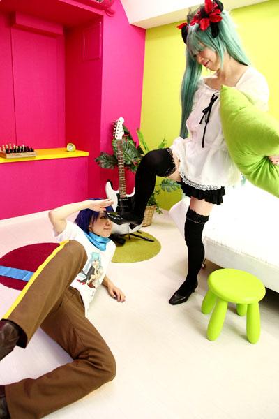 【報われない】アナザー:ワールドイズマイン/KAITO