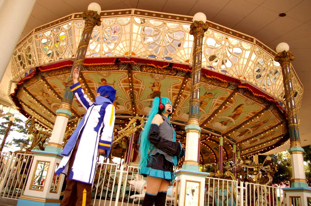 Vocaloid/初音ミク&KAITO