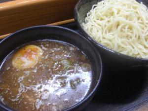 10071212大勝軒・和風つけ麺(大盛) 850円