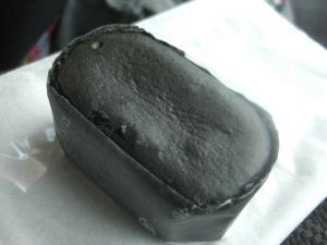 10061208ETC1000円旅⑤ 竹炭チーズスフレ③