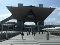 4/26 東京ビッグサイト 会議塔