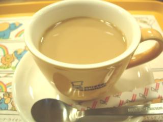 """"""" HAPPY """" goes around...-ミスドのカフェ"""
