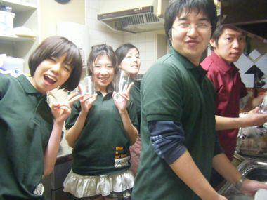 """"""" HAPPY """" goes around...-キッチン隊"""