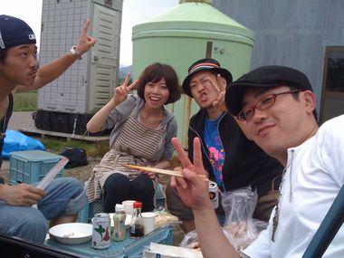 """ HAPPY "" goes around...-焼き肉2"