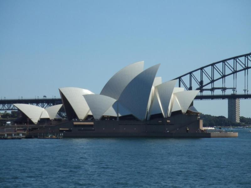 愛する猫ちんと船釣りと観光地めぐり-シドニー