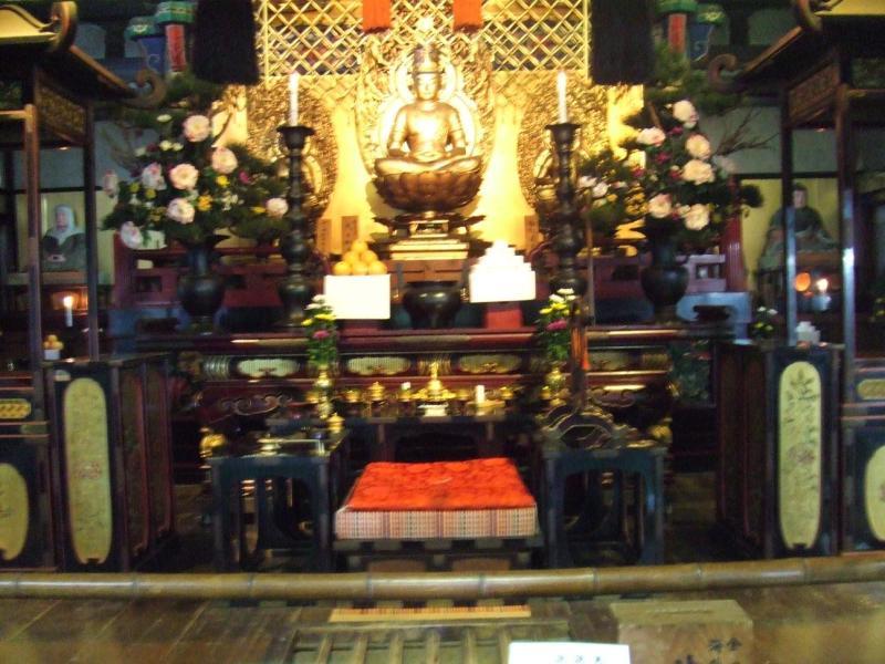 愛する猫ちんと船釣りと観光地めぐり-比叡山延暦寺 釈迦堂