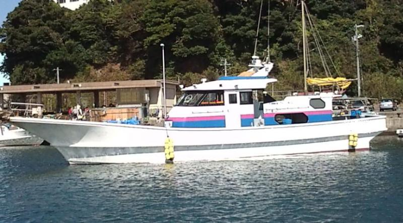 愛する猫ちんと船釣りと観光地めぐり-船