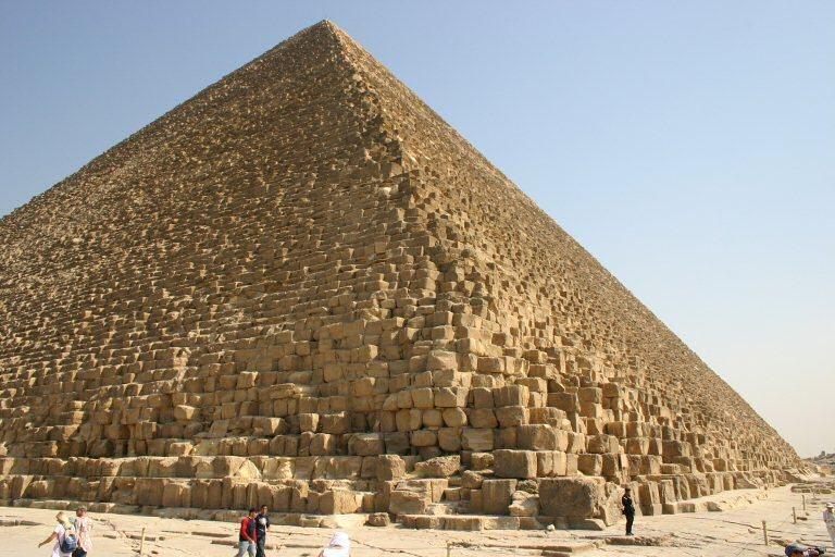 愛する猫ちんと船釣りと観光地めぐり-ピラミッド