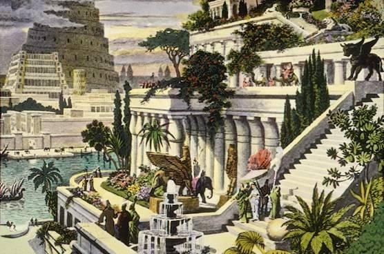 愛する猫ちんと船釣りと観光地めぐり-パビロンの空中庭園