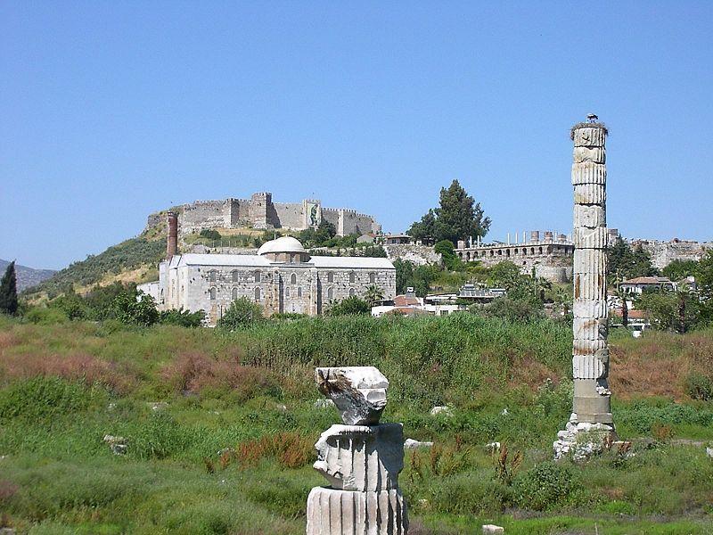 愛する猫ちんと船釣りと観光地めぐり-アルテミス神殿