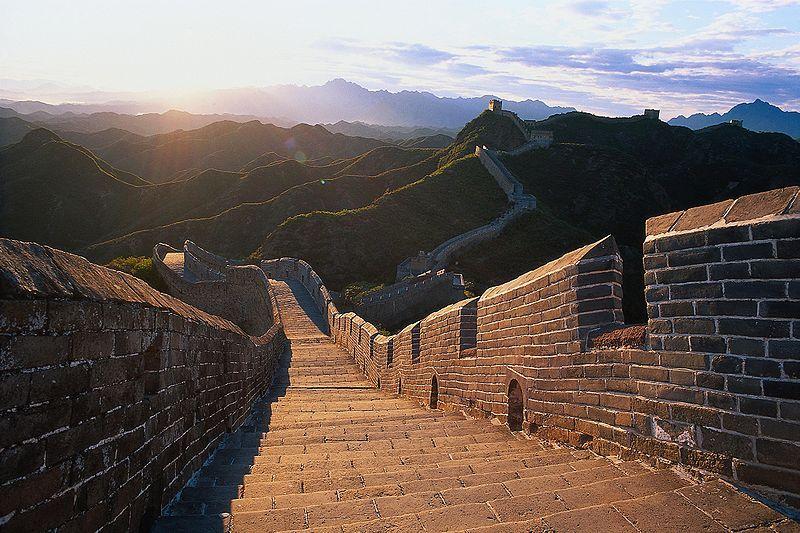 愛する猫ちんと船釣りと観光地めぐり-万里の長城
