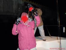 愛する猫ちんと船釣りと観光地めぐり-楽華さん