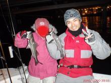 愛する猫ちんと船釣りと観光地めぐり-W