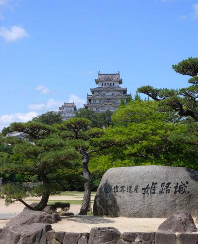 愛する猫ちんと船釣りと観光地めぐり-姫路城