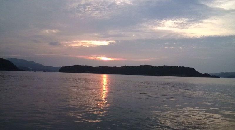 愛する猫ちんと船釣りと観光地めぐり-夕まずめ