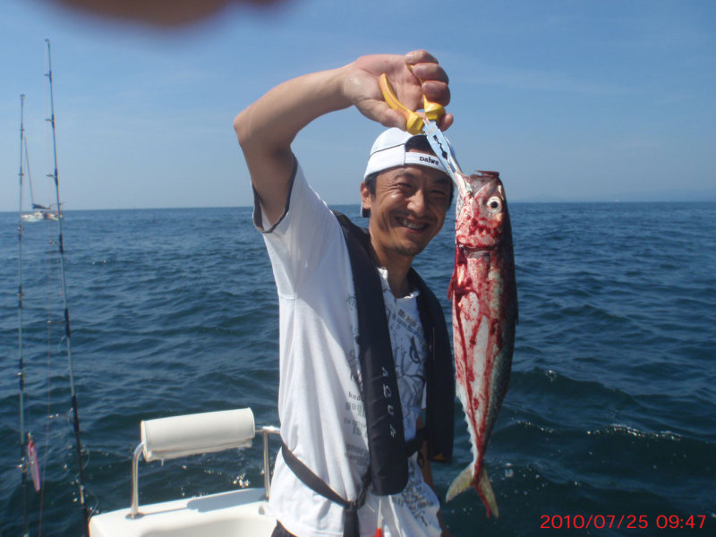 愛する猫ちんと船釣りと観光地めぐり-サバ