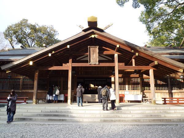 愛する猫ちんと船釣りと観光地めぐり-猿田彦神社