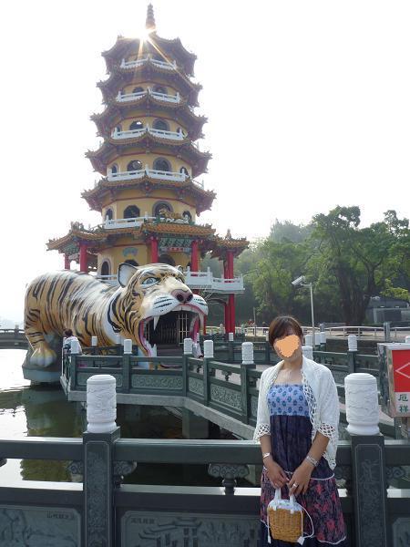 愛する猫ちんと船釣りと観光地めぐり-蓮池潭