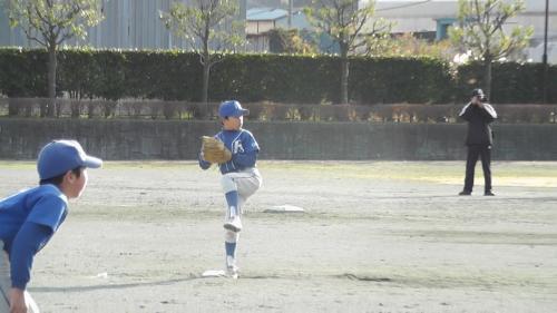 新人戦VS小田急ライオンズ