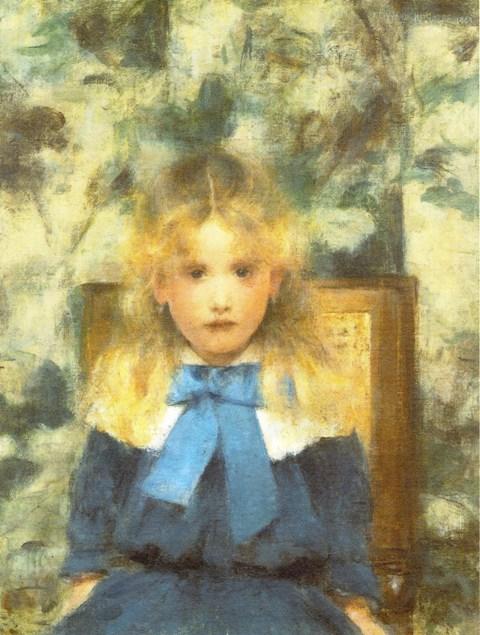 ヴァン・デル・ヘクト嬢の肖像
