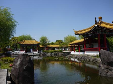 中国庭園3