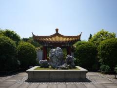 中国式庭園1