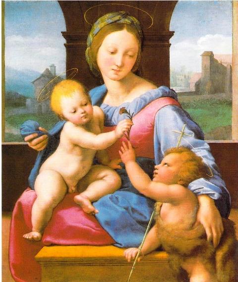 アルドブランディーニの聖母
