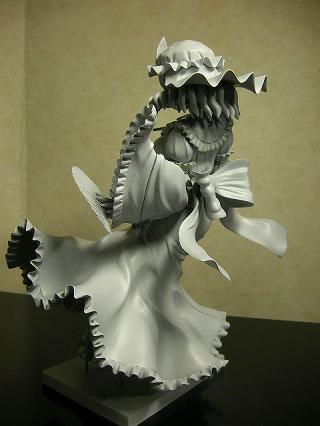 西行寺幽々子原型