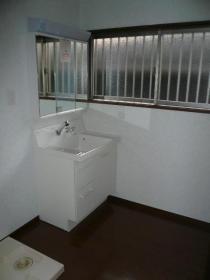 K様邸 洗面所