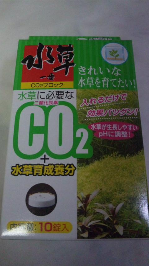 CO2ブロック
