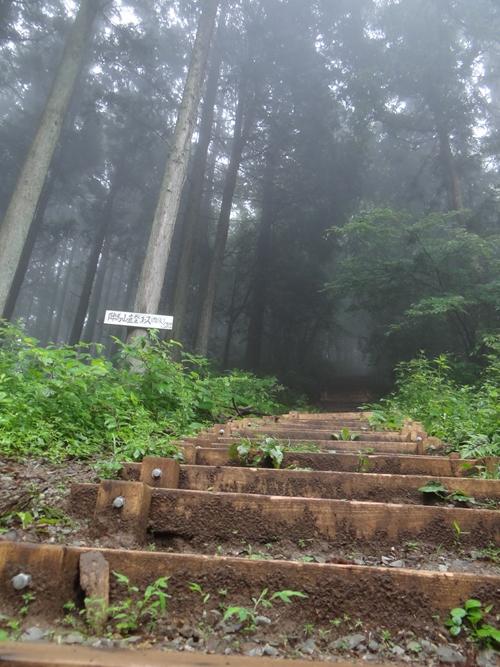 2 登山口